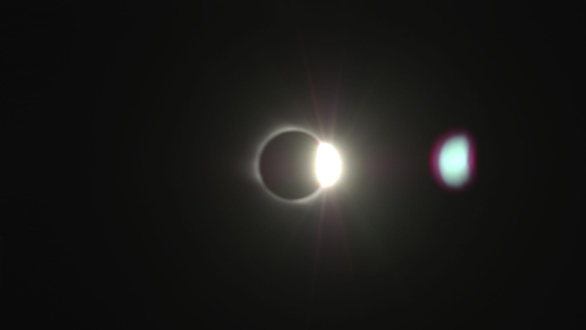 Eclipse Tsengel, Mongolia 2008