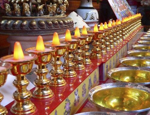 Losar, año nuevo Tibetano