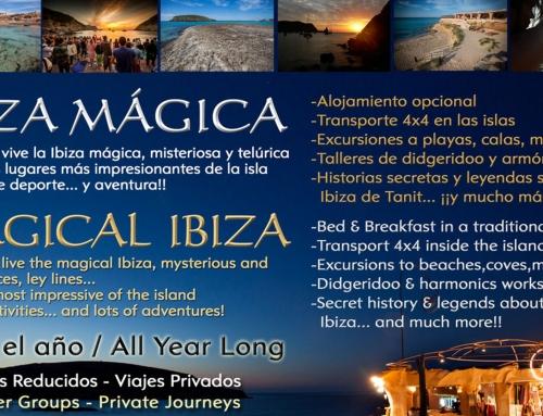 Ibiza Mágica y Aventura