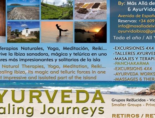 Viajes de Ayurveda y Yoga en Ibiza