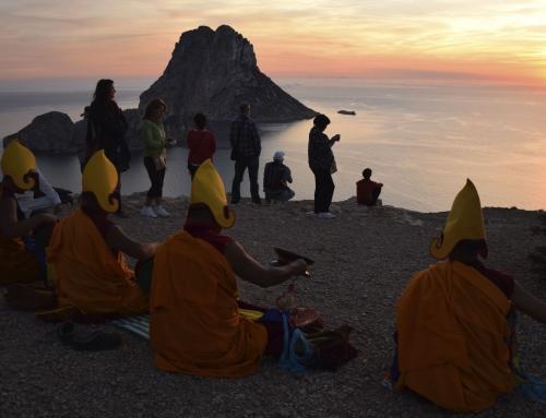Los Monjes de Gaden traen el Espíritu del Tíbet a Ibiza