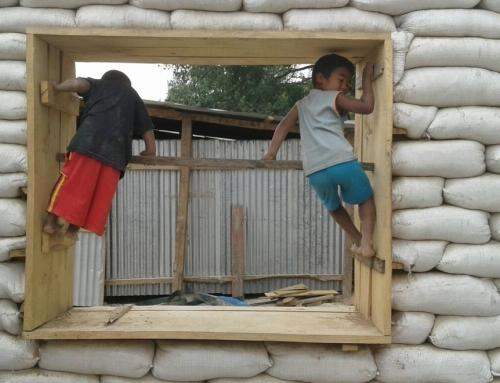 Ayudando a reconstruir Nepal