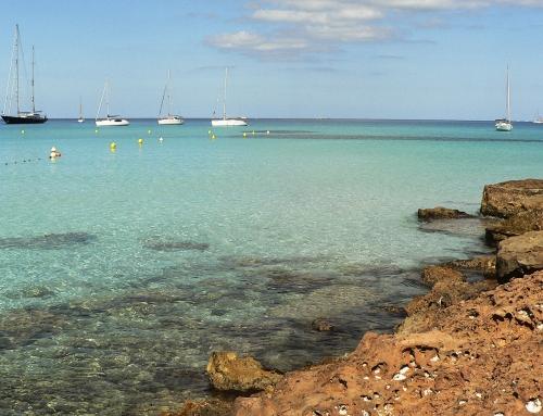 Rutas por Formentera