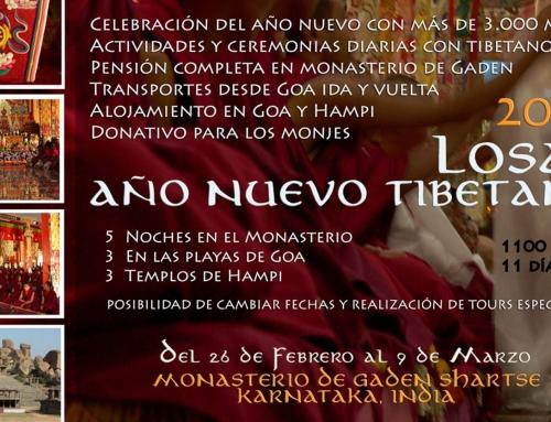 Viaje a Losar, año nuevo tibetano
