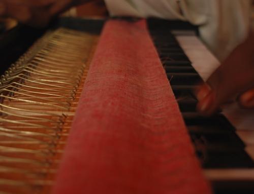Merasis, los músicos en India