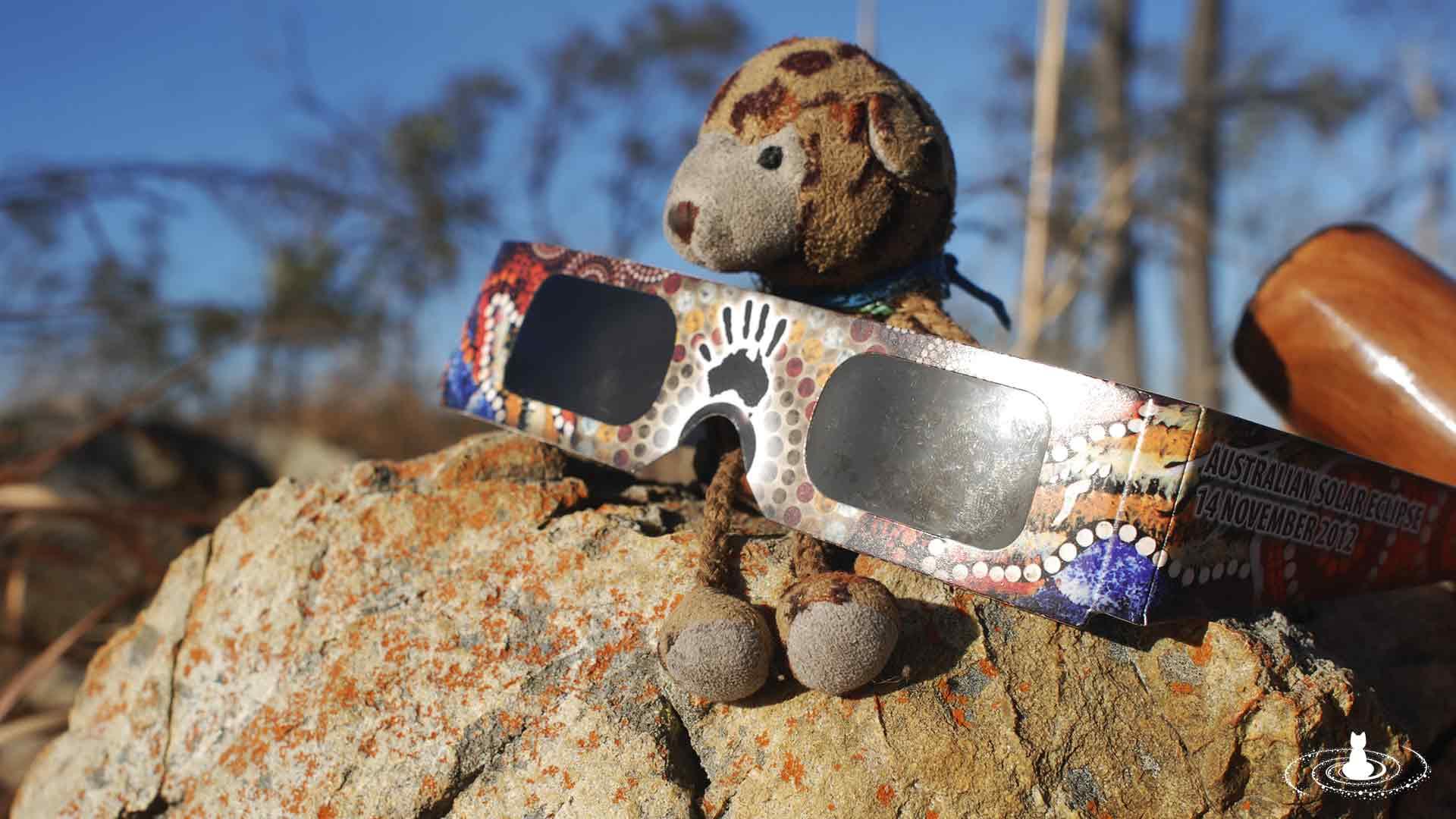 Eclipse Cairns, Australia 2012. Chito