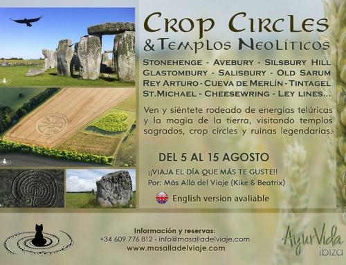Viaje Crop Circles 2017