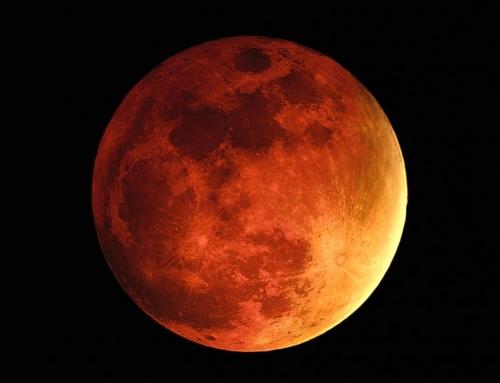 Eclipse Luna de Sangre – 27 de Julio 2018